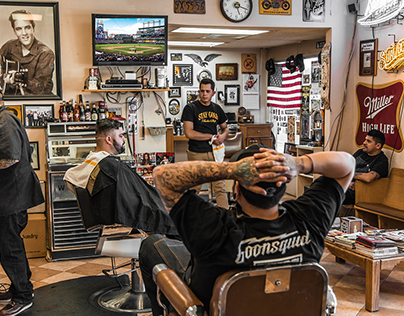 Stay Gold Barber Shop