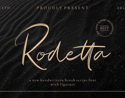 Rodetta