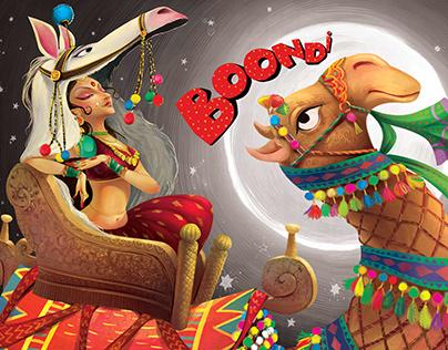 Boondi - An Indian Fairytale