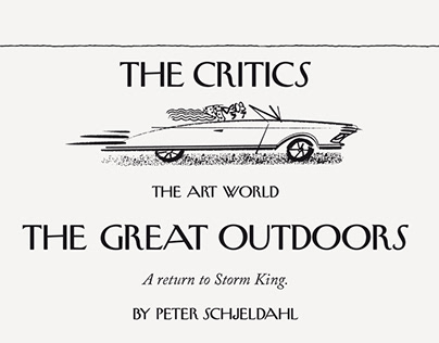 The Great Outdoors | The New Yorker