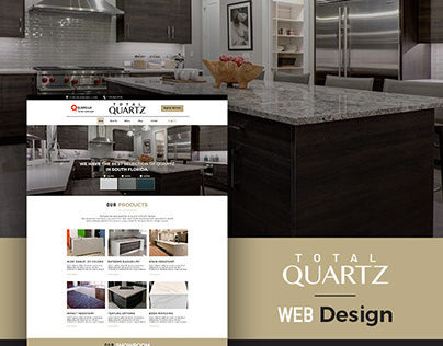 TOTAL QUARTZ | WEB DESIGN • WEB DEVELOPMENT