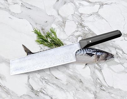 'G.I' Chef's knife