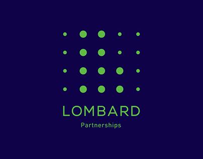 LOMBARD Animated Logo