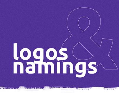 logos & namings