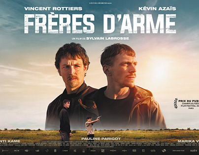 FILM FRERES D'ARME