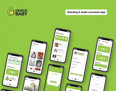 UI/UX - Genius Baby