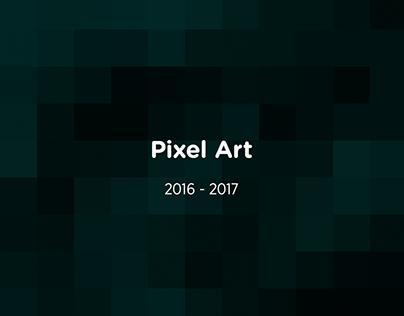 Pixel Art (2016-2017)