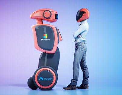 Microsoft Robot