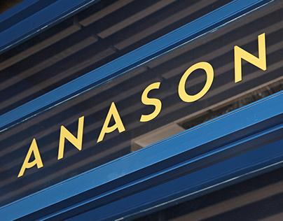 Anason Logo&Branding
