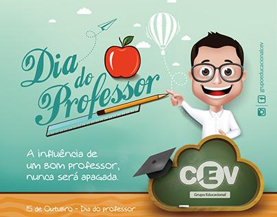 Dia dos Professores - CEV
