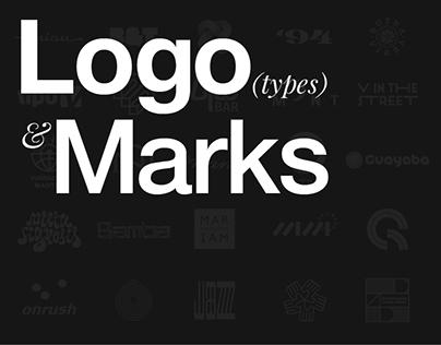 Logo(types) & Marks