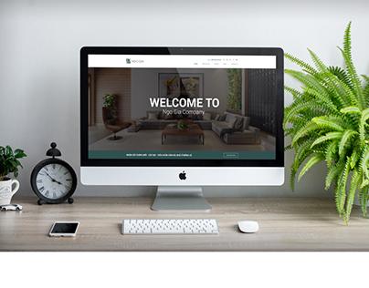 Ngo Gia Interior Website