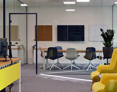 Utiber Belgrade office - remodeling