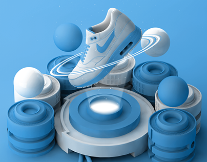 Nike Space It