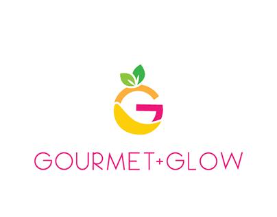 Gourmet + Glow – Logo Design Contest