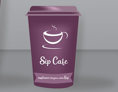 Sip Cafe - Product Designing