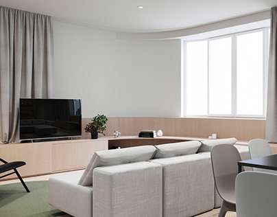 Govorova street apartment