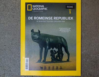National Geographic Collections Rome I