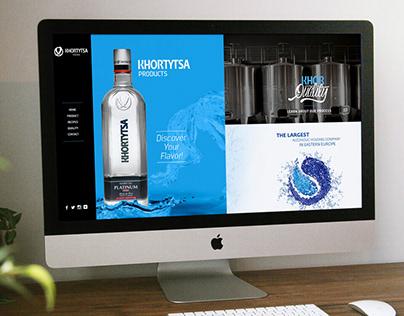 Khor Vodka - A Global Spirits Brand