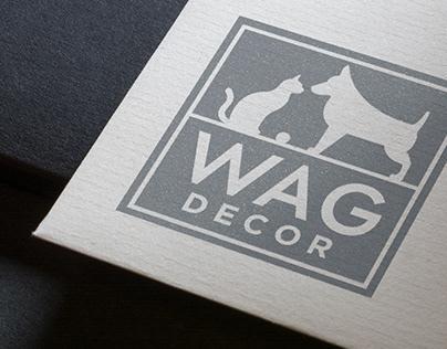 Wag Decor - Logo Process