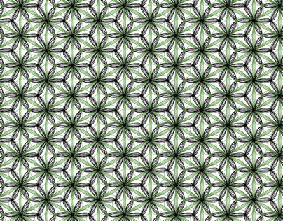 Organic Geometry - An exploration on patterns