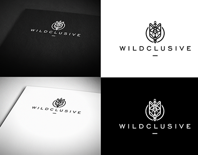Wildclusive Logo And Branding Design