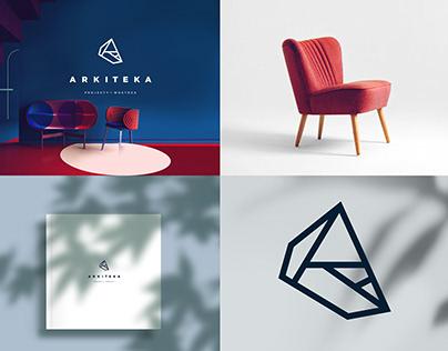 arkiteka | logo |gadgets |