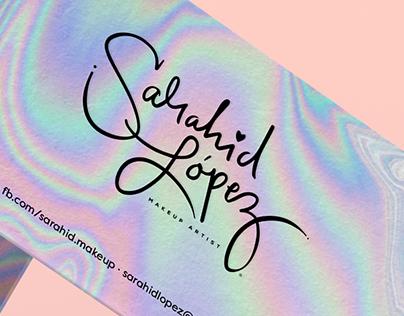 Sarahid López® Make Up Artist