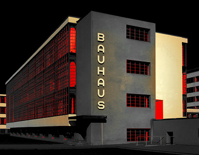 BAUHAUS By Night