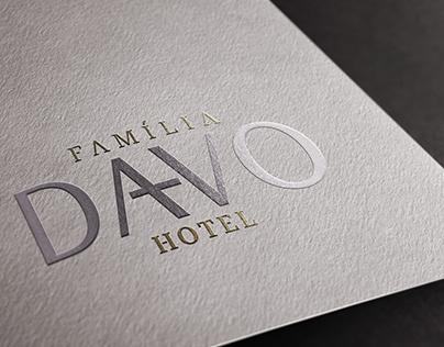 Hotel Família Davo // Branding