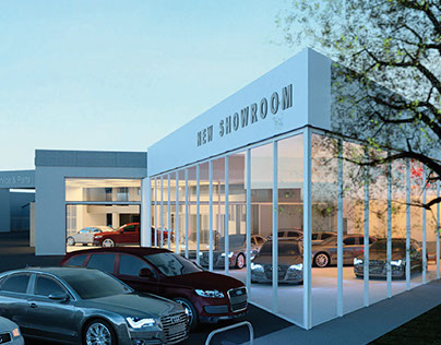New Showroom & Workshop renovation