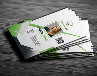 professional id card design
