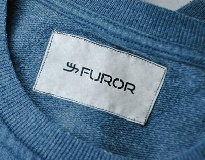 Insignia for Pakistani Fashion Brand Furor.