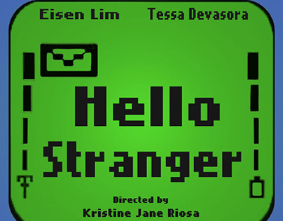 HELLO STRANGER FILM POSTER & ETC