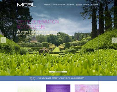 E-Commerce website for a client