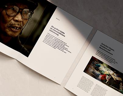 Editorial Design: Vietnam