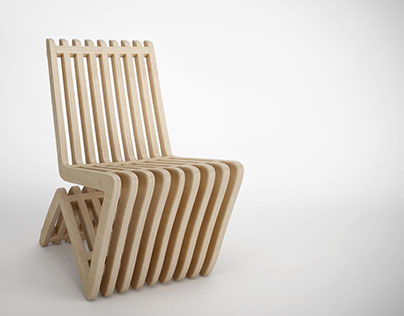 2Seat Reverse Chair