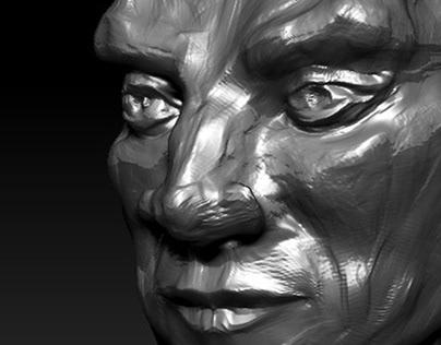 Heroes (3D Modelling - Work in Progress)