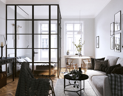 Apartment in Sweden