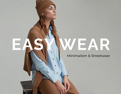 Online shop of designer clothes | E-commerce website