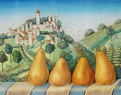The Medieval Pears