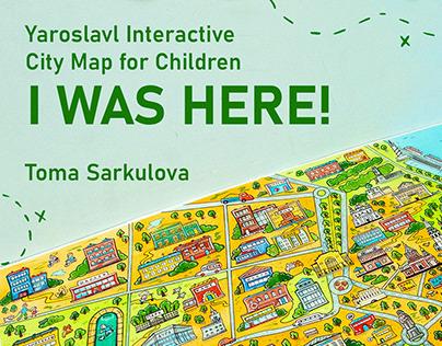 Yaroslavl Interactive Map