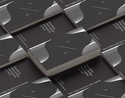 Business Card Designs —Franklin Studios
