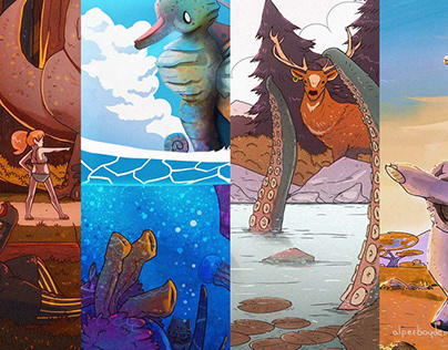 Illustrations | VOL. 1