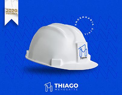 Visual Brand - Thiago Menegatte | Engenheiro