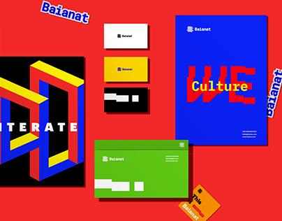 Baianat Brand Identity Design.