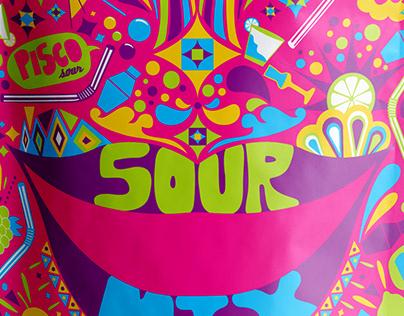 Pisco Sour mix!