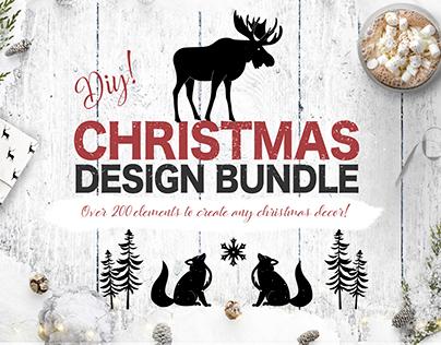 Christmas Design Bundle DIY