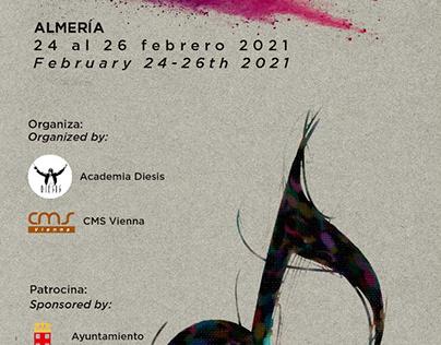 Cartel II Festival Internacional de Interpretación