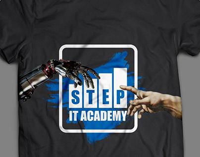Step It Academy T-shirt